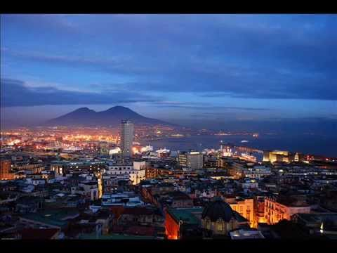 The Best Italian Folk Songs  - Napoli | Folk Music