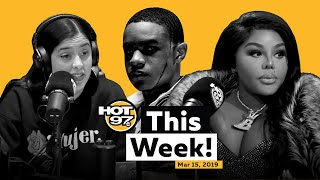 YBN Almighty Jay Attacked in NYC + Funk Flex, Red Alert, Lil Kim and more on Hot 97 This Week!