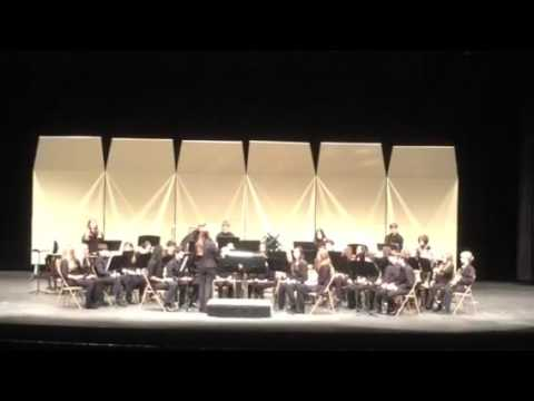Winfield Intermediate Band (Middle School) March 3, 2016