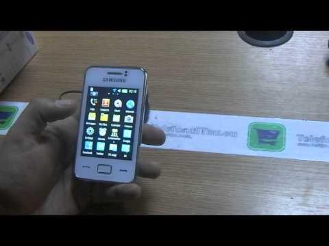 Samsung Rex 80 S5220R  Review HD ( in ROmana ) - www.TelefonulTau.eu -