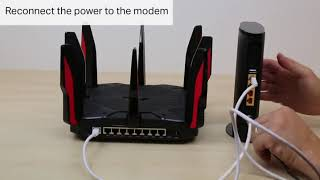 Best Gaming Router Review Tri-Band Gaming Router 2020 - TP-Link AC5400 - FissyTech