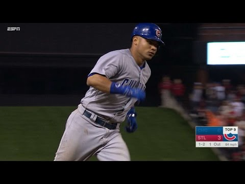 Contreras hammers a game-tying homer
