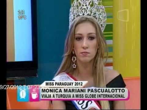 MONICA MARIANI PASCUALOTTO MISS PARAGUAY 2012 VIAJA A TURQUIA @ELMANANEROPY