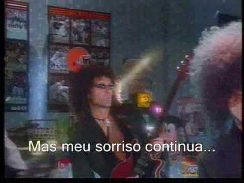 Queen-The show must go on (com legenda)