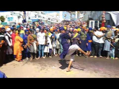 Hola Mohalla 2017|| Anandpur Sahib|| filmed by Ishmeet Singh|| Made from Phone Camera ||