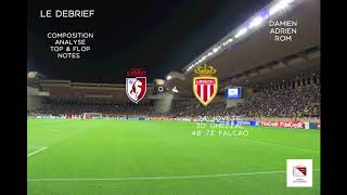 Video Le Débrief - Ligue 1 - J7 Lille/Monaco (0-4) download MP3, 3GP, MP4, WEBM, AVI, FLV Oktober 2017