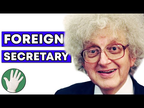 Foreign Secretary - Objectivity #95