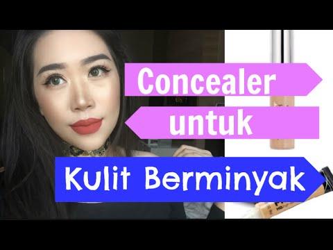 5 Concealer Terbaik Untuk Kulit Berminyak (Oily/Combination Skin)