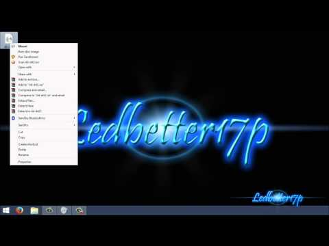 How To Mount An ISO In Windows 8 And 8.1