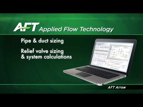 Fluid Dynamic Simulation Tool | AFT Arrow
