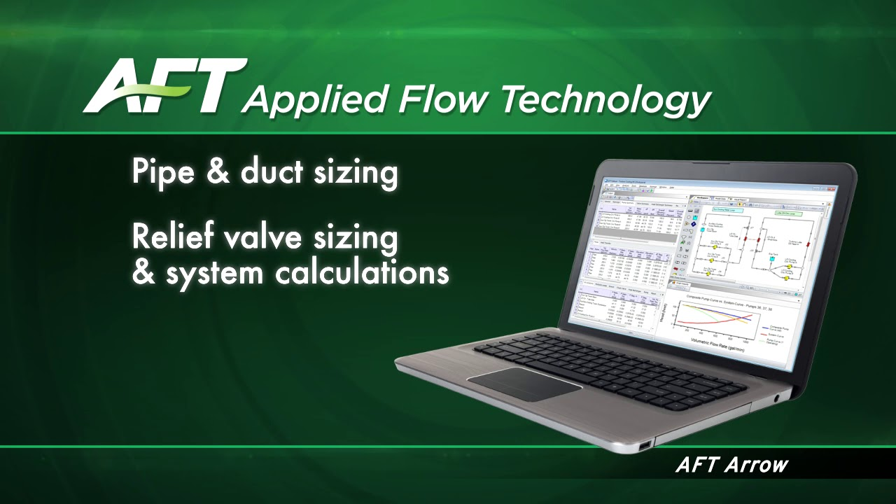 Fluid Dynamic Simulation Tool | AFT Arrow