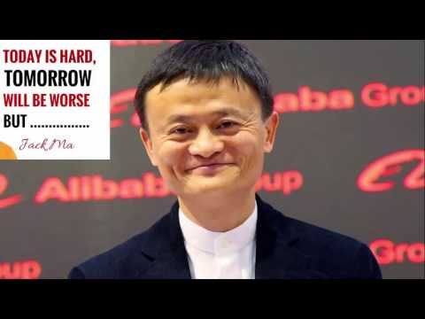 The following are jack ma top ten rules for success