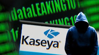 Kaseya Gets Hacked in the Biggest Ransomware Attack in History.