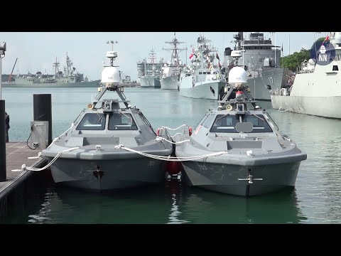 Republic of Singapore Navy uses USV and K-Ster EMDS to Neutralize Underwater Threat