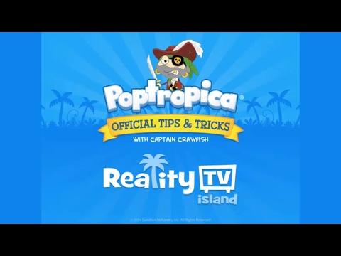 Official Poptropica Walkthrough: Reality TV Island