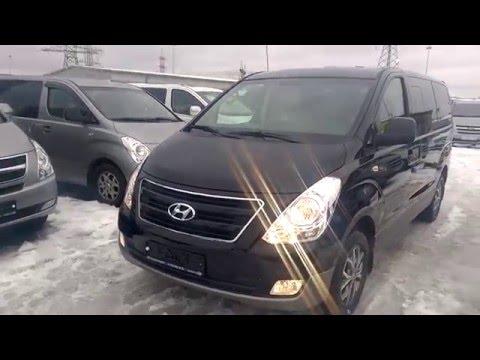 Hyundai Grand Starex, 2016 г. рестайлинг. Modern Special 4WD HVX VIP Pack .