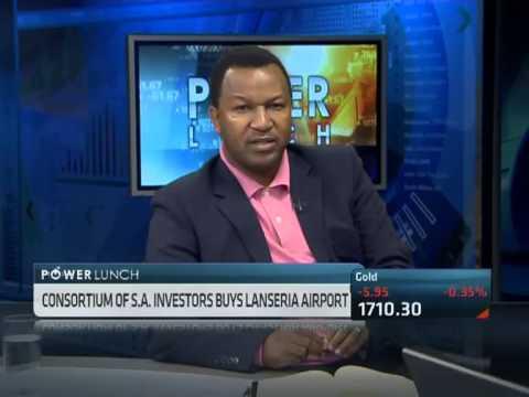 Consortium of S.A. investors buys Lanseria Airport