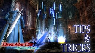 Devil May Cry 4 Special Edition - Air Trick and Lunar Phase
