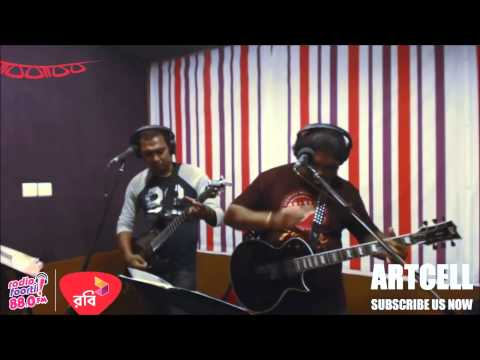 Artcell- Poth Chola | Best of Robi presents Foorti Studio Sessions