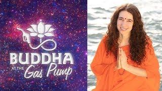 Sadhvi Bhagawati Saraswati - Buddha at the Gas Pump Interview