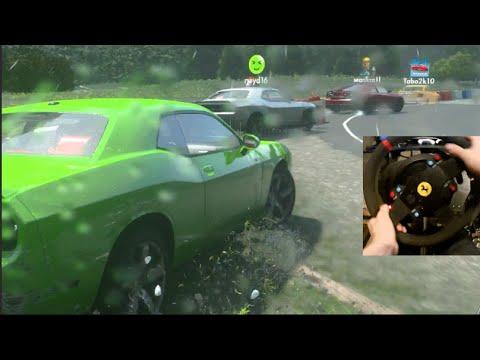 DriveClub Online GoPro Drifting 5 Man Lobby - Hulk Challengers | SLAPTrain