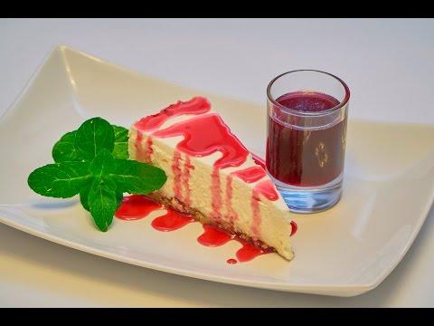 Чизкейк творожный - пошаговый рецепт с фото на