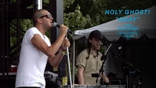 Holy Ghost Perform Okay Pitchfork Music Festival 2016