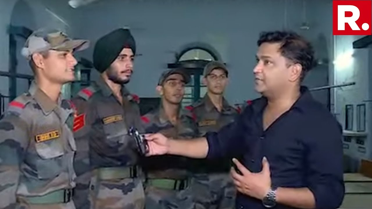 Download OTA: Serve With Honour   Patriot With Major Gaurav Arya