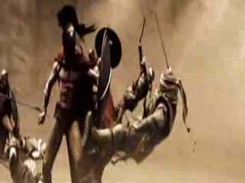 300 Spartans Stand Alone