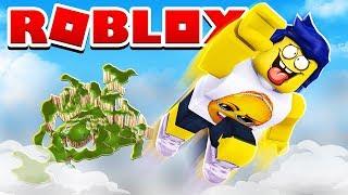 WE GET TO JUMP 999.999 METERS in ROBLOX!!