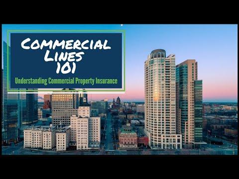 Commercial Lines 101: Understanding Property Insurance