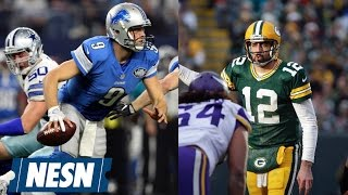 NFC Playoffs: Who Will Take NFC North Crown?