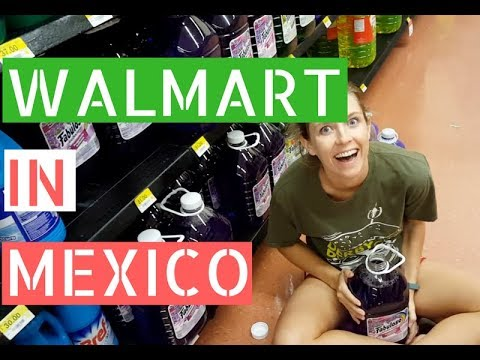 A Trip to Walmart in Mexico (Cost of Living in Mexico) // Life in Puerto Vallarta Vlog
