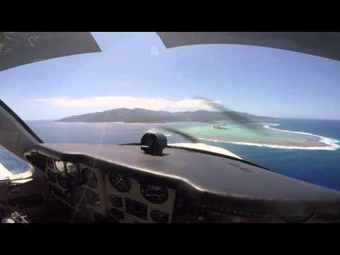 8  Approach Mystery Island   Vanuatu  GOPR0051