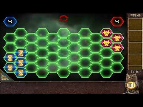 Can You Escape The 100 Room X Level 14 Walkthrough (100 Room 10)
