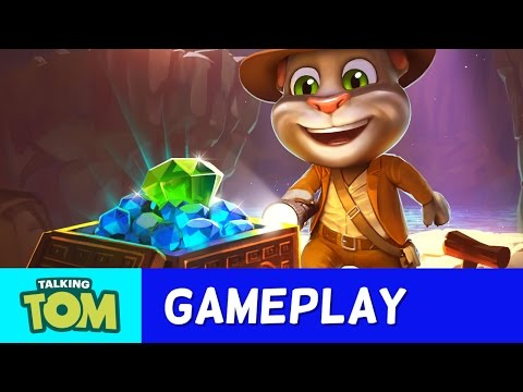 My Talking Tom - Diamond Frenzy (NEW UPDATE)