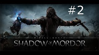 Angespielt : Middle Earth Shadow of Mordor Gameplay German Part 2 of 3