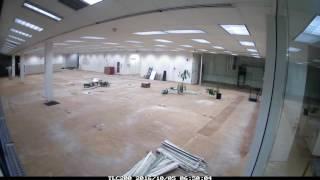 Alpha Kappa Alpha Sorority Corporate Office Renovation Timelapse #2