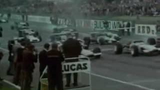 Jo Siffert winns 1968 British Grand Prix.WMV