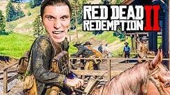 Der COWBOY Simulator   Red Dead Redemption 2 Online