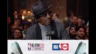 J.B. Smoove Brings the Laughs to the Inside Desk | All-Star 2020