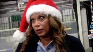"""We've Got Christmas Mail"" - ""Girl Talk"" -- starring Ashley Scott, A.J. Buckley, and Rolonda Watts"