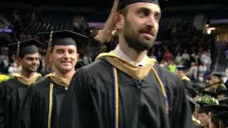 2018: Mendoza College of Business Graduate Ceremony and Conferring of Degrees