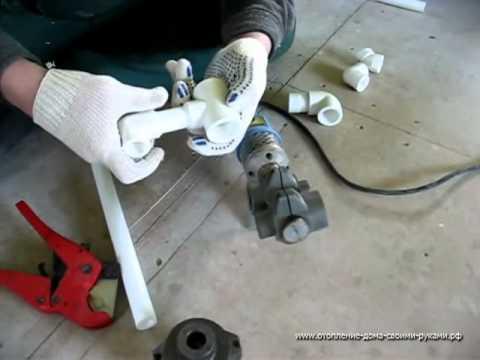 видео: Отопление частного дома своими руками mp4