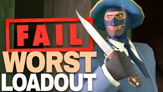 Worst Loadout In TF2 [Epic Fail]