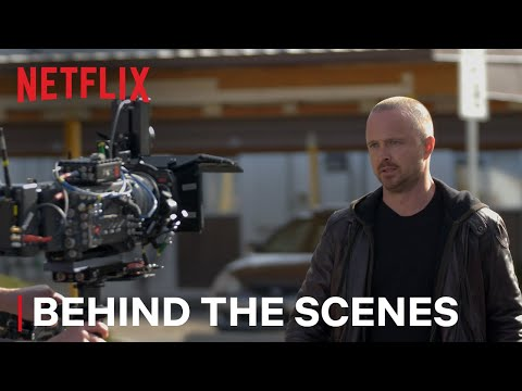 El Camino: A Breaking Bad Movie | Behind the Scenes | Netflix