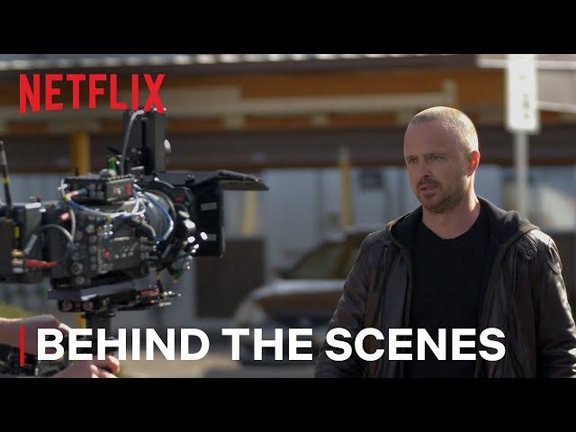 El Camino: A Breaking Bad Movie | Behind the Scenes | Netflix