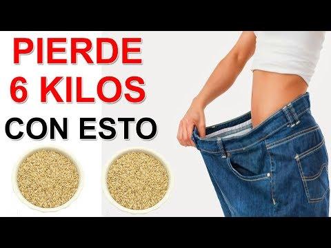 ALPISTE PARA ADELGAZAR: Pierde hasta 6 Kilos en una SEMANA. FUNCIONA!!!