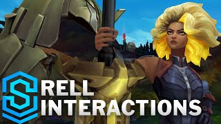 Rell Special Interactions