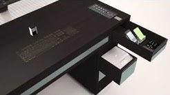 Rave First high-tech desk
